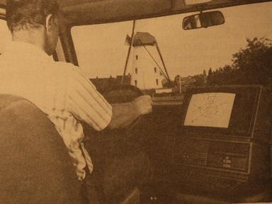 Navigeren met Philips' eerste CARIN