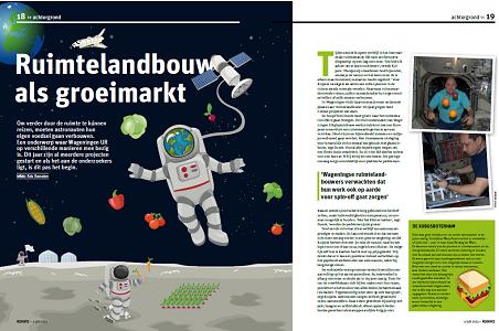 ruimtelandbouw